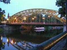 Rzeka Stara Odra (koryto północne) › Most Zwierzyniecki