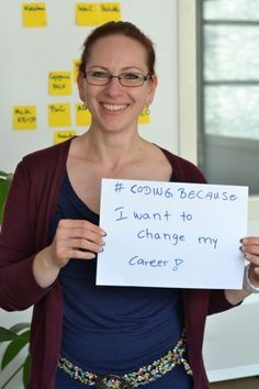 Rails Girls Berlin setting out to showcase why you #codebecause
