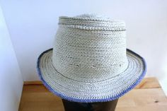 The Yarn Monkey Chronicles: Trilby — A Study in Clothesline Crochet