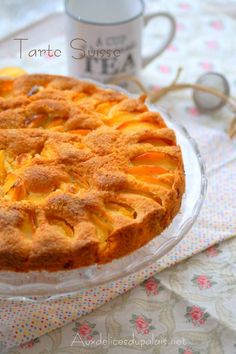 Plum Tart, Dessert Aux Fruits, Beignets, Apple Pie, Nutella, Biscuits, Fondant, Deserts, Vegan