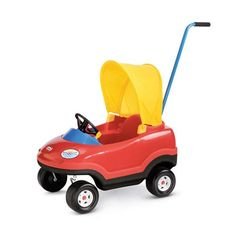 Deluxe Cozy Convertible™ Car for  #littletikes