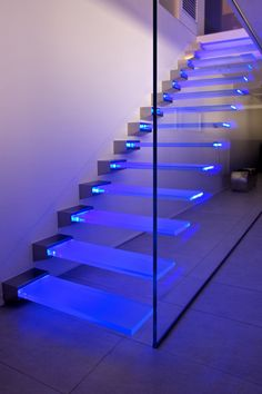 glass stairs - Google Search   Glass Stairway Designs   Pinterest ...