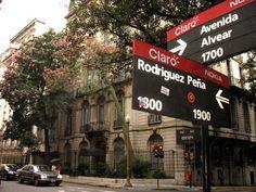 Buenos Aires 9 - Avenida Alvear by Tony Felix, via Flickr