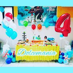 #dolcemania #palloncini #puglia #gargano #italy #balloons #balloon #diciottesimo #diciotto #idea #foggia #sangiovannorotondo #cinquantasfumaturedipalloncini #dolce #tre #compleanno #composizione #partyplanner #party #oceania #disney #four #moana #mare #sea