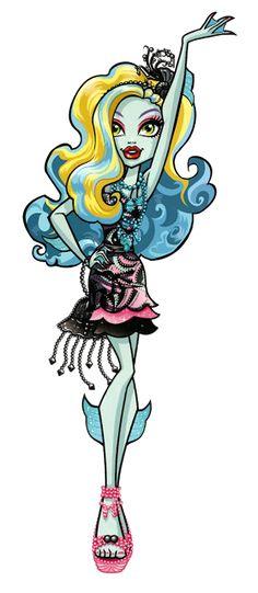 Monster High Artworks/PNG: Lagoona Blue