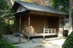 Japanese house for tea ceremony