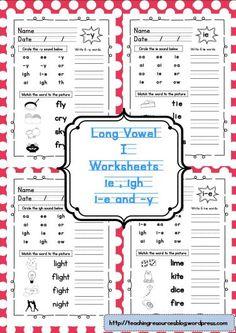 Long Vowel I