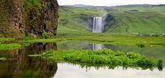 Skogafoss / Iceland