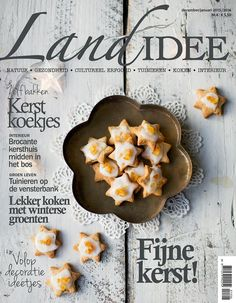Cover LandIdee dec/jan 2015. #LandIdee www.landidee.nl
