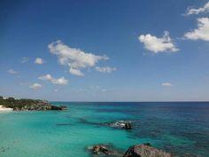 Horseshoe Bay in Bermuda. Photo by: Albert Wainwright