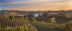 Trabajo en turismo rural y curso de italiano en Toscana