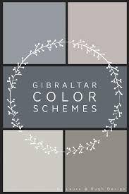 Color Scheme for Gibraltar SW 6257 Industrial Home Design, Industrial House, Kitchen Colour Schemes, Interior House Colors, Coordinating Colors, Colorful Interiors, House Design, Decorating Color Schemes, Exterior