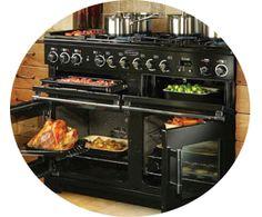 Velg rett komfyr (Range Cookers) - Kjøpeguide fra MyRangeCooker.no