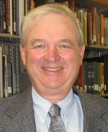 """John E. Miller, professor emeritus of history at South Dakota State University; author of """"Looking for History on Highway 14"""" and """"Becoming Laura Ingalls Wilder: The Woman Behind the Legend"""""""