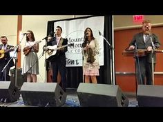 You're The One - Flatt Lonesome at IBMA 2015
