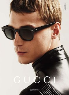 Clement Chabernaud for Gucci Eyewear Fall Winter 2014