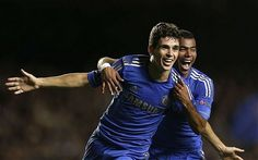 Oscar - Golaço contra a Juve