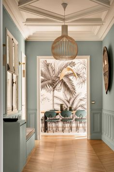 Home Room Design, Interior Design Living Room, Living Room Designs, Interior Decorating, House Design, Interior Wall Colors, Interior Livingroom, Wall Design, Diy Bedroom Decor