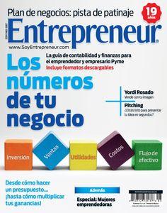 En la edición de la revista Entrepreneur de mayo encontrarás una guía para las finanzas y contabilidad de tu empresa. Encuentra formatos descargables en SoyEntrepreneur.com.