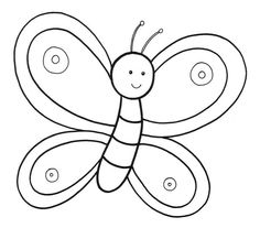 motýl Coloring Books, Colouring, Clip Art, Kids Rugs, Symbols, Sewing, Decor, Drawings, Preschool