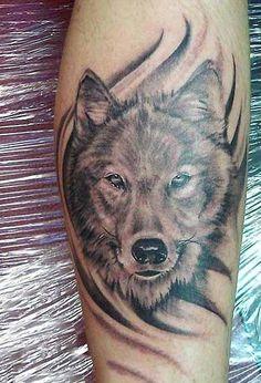 lobo desenho tattoo - Pesquisa Google