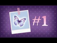 Learn Korean Language Vocabulary #1 - Butterfly : writing + pronunciation #learnkorean #hangul #koreanlanguage #나비 #한글 #learning #flashcard #words