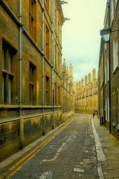 Trinity Lane by Nicu Gherasim on 500px