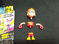 Teen Titans GO! BLIND PACK 1PC Funko Mystery Minis Vinyl Figure New