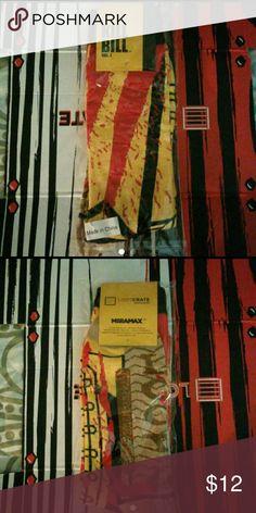 Lootcrate Kill Bill Vol I socks. Lootcrate Kill Bill Vol I socks. Brand new, never opened. Received in August 2016 lootcrate, anti-hero edition. Smoke free and pet free home. lootcrate  Underwear & Socks Casual Socks