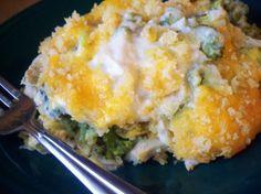Chicken and Broccoli Divine