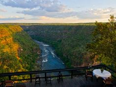 Taita Falcon Lodge, Livingstone, Zambia