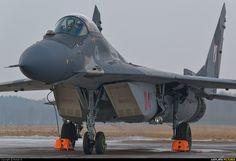 Poland - Air Force Mikoyan-Gurevich MiG-29A at Bydgoszcz - Szwederowo.