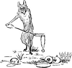 Reynard the Fox MacMillan & Co, 1895 - Google Search