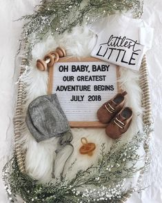 """989 Likes, 37 Comments - NOC NOC WOODEN TOYS (@noc_noc_wooden_toys) on Instagram: """"An absolutely beautiful pregnancy announcement by @meredith_dustan featuring our Organic Rattle.…"""" #Announcement #pregnancyannouncements, #pregnancyannouncementcompilation"""