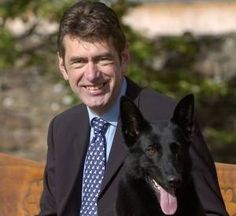 David Ryan is former chairman of the Association of Pet Behaviour Counsellors and served as a police dog handler for twenty six years. David now appears Police Dogs, Dog Behavior, Dog Training, Conversation, David, Pets, Dog Training School, Pooch Workout, Animals And Pets