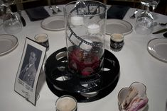 Old Hollywood Party Centerpieces