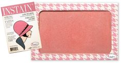The Balm Instain Long-Wearing Powder Staining Blush in Houndstooth FEATURED IN: Best of Beauty 2013 ♡