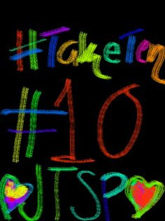 #taketen is where you leave 10 minutes early for your planned task, so you donnot have to speed and so you can take your time to get there. My very good friend, well practically family, he was my sisters ex boyfriend. He passed away in a car wreck going around a curve went off the side of the road, jerked back trying to get back on track(on the road) and over corrected and went off the other side of the road hitting trees and trees and while he was in his car his head went back an  hit his…