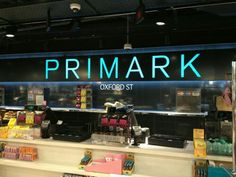 TO DO : #shopping in #Primark in #Oxford street #London. Awesome shopping…