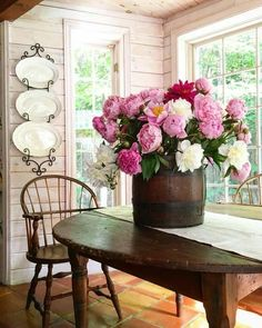 Country Home Decorating – Country Style Home Decor the Way Life Used to Be - Sweet Home And Garden