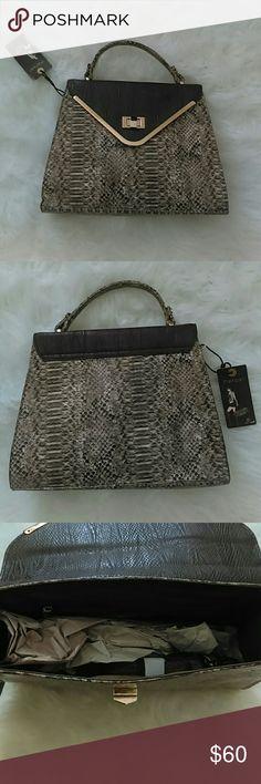 Mefasi Leather Purse💥24 HR SALE💥 GENUINE Leather  Mefasi Bag mefasi Bags Crossbody Bags
