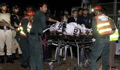 Islamabad, 27 mar (EFE).- Al menos 63 personas murieron y 290 resultaron heridas, entre ellas mujeres y niños, en un atentado suicida ocurrido hoy en un parque de la ciudad de Lahore, en el este de Pakistán, informaron a Efe fuentes oficiales.