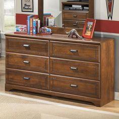 Kids Bedroom: Barchan Dresser by Ashley Furniture at Kensington Furniture