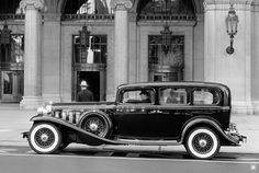 1932 Cadillac 452-B V-16 . It was owned and used by the 31st President of the United States, Herbert Hoover