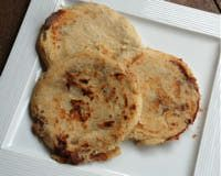 Pupusas - Stuffed Corn Tortillas - How to Make Pupusas (I ate these all the time in Guatemala!)