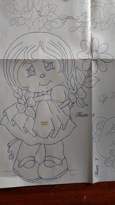 Isabel Santos - Só pintura em tecidos