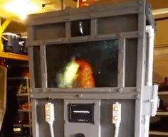 This Zombie Containment Unit Is A Killer Halloween Prop