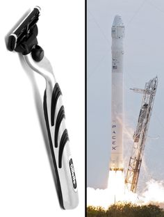 What costs more than space exploration? Safety razors. According to the Boston Globe, Gillette, the Proctor & Gamble subsidiary based in...