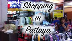 shopping pattaya