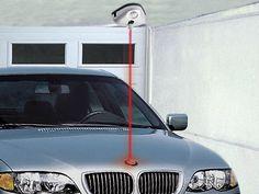 garage parking laser, garage parking aid laser